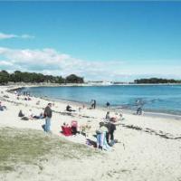la plage de saint philibert