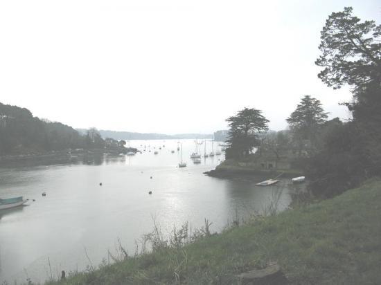 la rivière d'Auray