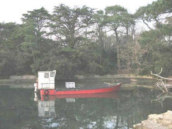la rivière de Crac'h